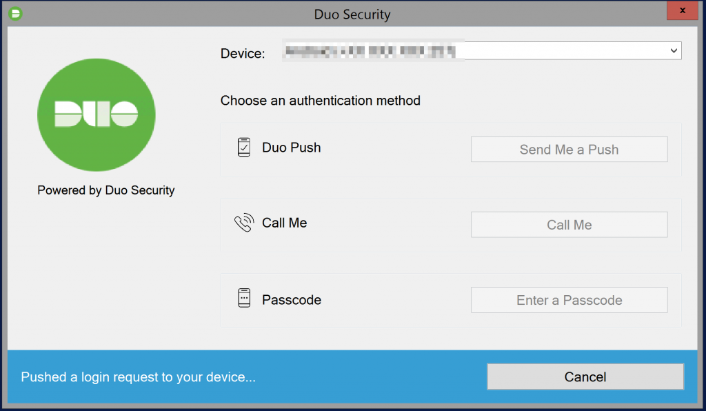 A look at Multifactor authentication by Duo Security – cubesys